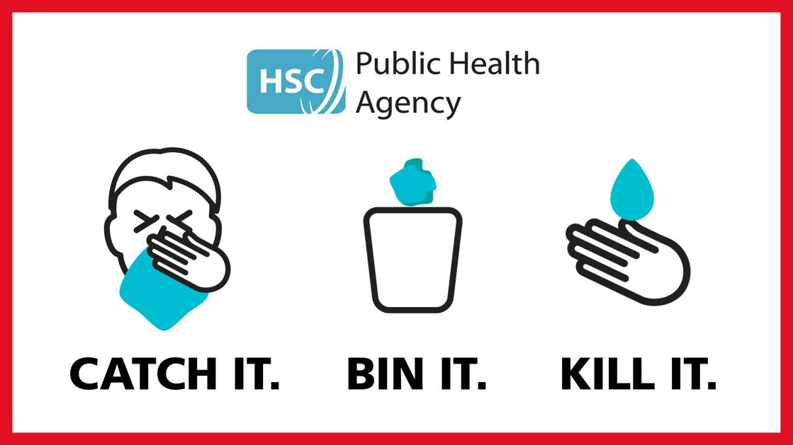Public Health Agency poster
