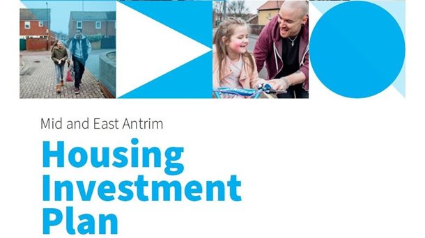 Housing Executive Outlines Mid and East Antrim Investment Plan