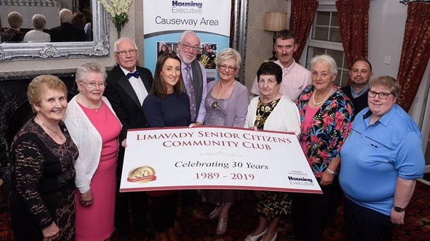 Limavady Community Group Celebrates 30 years