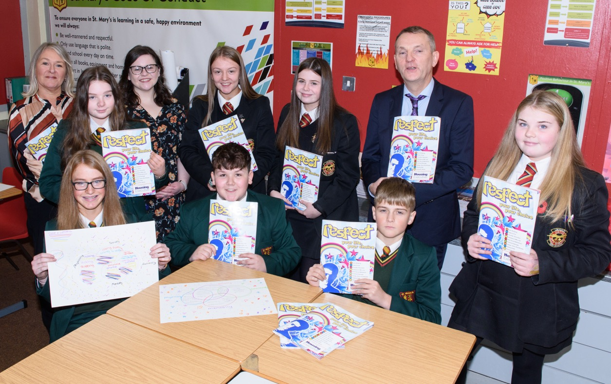 Housing Executive Launches Education Initiative in Limavady