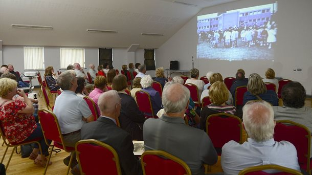 Downpatrick Residents Celebrate their Past with Film Footage Premiere